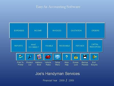 EasyAs Small Business Accounting Software